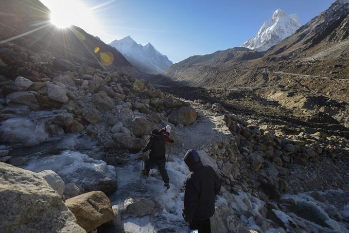 Sources of Ganges Trek