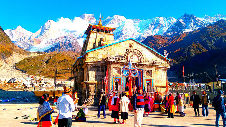 Kedarnath yatra tour package