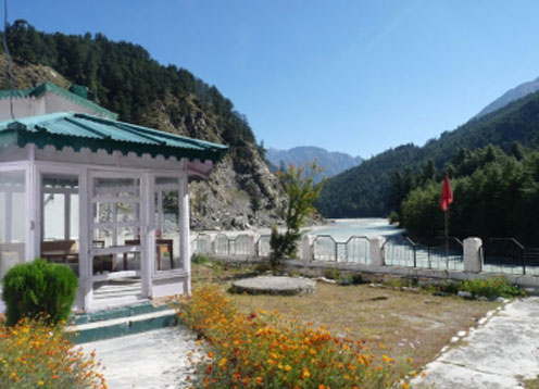 hotels in harshil