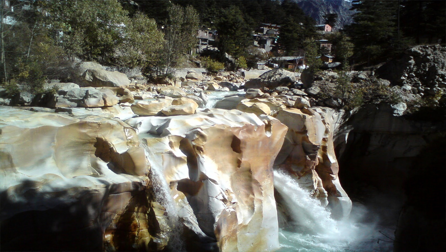 gangotri with Gaumukh Package