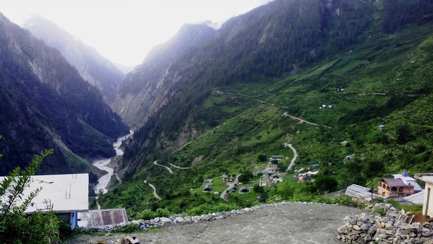 gangotri with Gaumukh yatra Package