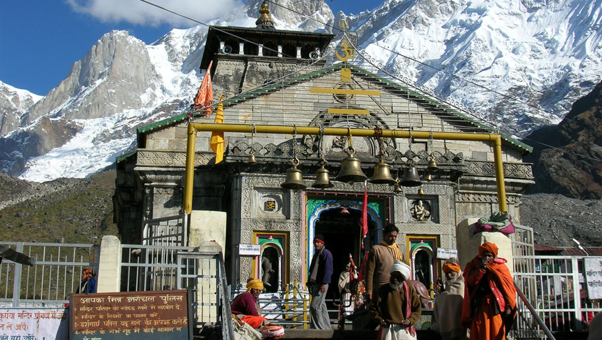 kedarnath mountain